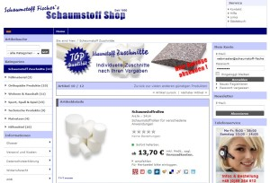 e-commerce referenz onlineshop